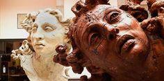 Roma exhibe imponentes esculturas del mexicano Javier Marín [Italia]…