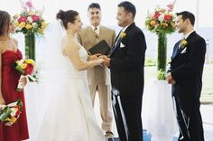 If you're considering having a friend officiate your wedding, consider the preparation involved in order to have a smooth ceremony. Wedding Ceremony Outline, Wedding Vows, Dream Wedding, Wedding Ideas, Irish Wedding, Wedding Quotes, Autumn Wedding, Wedding Bouquet, Wedding Pictures