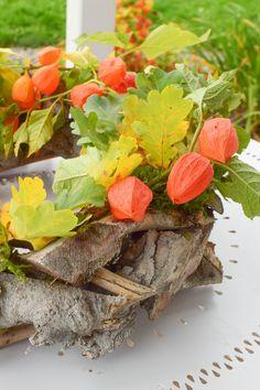 3 Einfache Ideen Für Einen Kreativ Herbstlichen Holzkranz