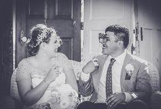 Bride Meets Wedding