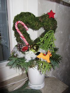 Christmasdekoration handmade