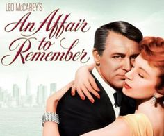 Cary Grant and Deborah Kerr...the ending always makes me cry!