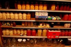 No matter how many times I write about food, there is always something new to consider or a new and different way to present the same old information in a more useful manner. With that in mind, today I would like to share a method for getting started with your food storage program in an