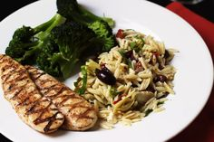 Greek Orzo Salad   Good Cheap Eats