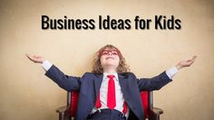 Age is no restriction for entrepreneurs nowadays and as big list of business ideas for kids demonstrates, there are plenty of opportunities.