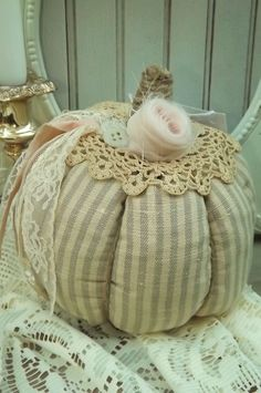 Romantic sHaBby cHic French Country Farmhouse OOAK Handmade Fall ...996 x 1500 | 284.3KB | www.etsy.com
