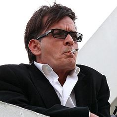 Charlie Sheen on March 7, 2011 in Los Angeles.