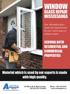 Fast, affordable glass repair and replacement for your home glass or window needs serving both residential and commercial properties. Window Glass Repair, Broken Mirror, Custom Mirrors, Glass Table, Windows, Commercial, Glasses, Eyewear, Window