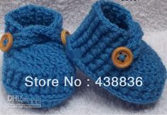 crochet baby boy booties - Поиск в Google