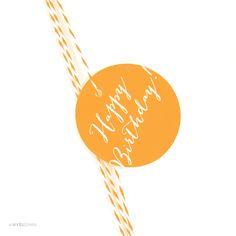 AP58515_andaz_press_gift_tags_circle_happy_birthday_script_Orange_photo