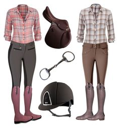 """Riding in the Fall"" by stylemyride on Polyvore featuring maurices and Hermès"