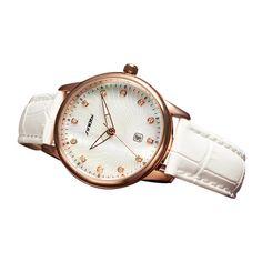 Casual Leather Strap Daily Watch – Festyl #watches #weightwatchers #overwatch  #watchporn #watchesofinstagram #watching  #watchthisinstagood #watchoftheday  #instawatch #applewatch #jewelrydesign #jewelrygram #jewelrystore #jewelrylovers #jewelrysales #jewelrytrends  #bohostyle #bohemian #accessories #jewelry #instajewelry #bluejewerly #jewelrygram  #ootd  #shoppingday #shopoholics #styleinspo #whatiwore #ladystyle #elegantstyle #ladiesnightout #ladiesnight #girlsnight #womanshop… Bohemian Accessories, Boho Fashion, Womens Fashion, Latest Jewellery, Ladies Night, Watches Online, Jewelry Trends, Overwatch, What I Wore