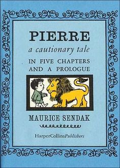 When I was little, I was so entertained and also a bit frightened. I remember thinking that Pierre was so naughty and surely he would die!