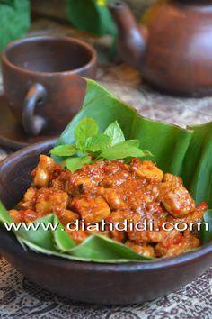 Diah Didi's Kitchen: Nasi Bungkus Ala Nasi Ponggol Khas Tegal