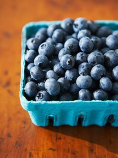 Mmmm blueberries and other #foods that help you focus