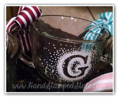 creating cute holiday gifts is a snap with Pinterest and http://www.handstampedstyle.com