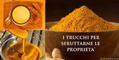 Sembra una semplice spezia eppure la curcuma è una vera e propria miniera di benessere conosciuta fin dall'antichità. Ecco come assorbirne al meglio i principi attivi