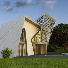 "Architect Daniel Libeskind has unveiled Villa, a made-to-order luxury house that can be delivered and assembled anywhere in the world. Built in Germany, the zinc-clad Villa has two interior design options: ""Libeskind Style"" and ""Casual Style"". The Villa costs from €2-3 million, depending on location, including shipping and assembly. Here's some information from the Villa More"