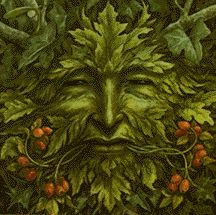The ancient cult of the Green Man.