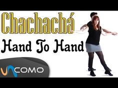 Bailar cha cha cha en pareja - Hand to Hand - YouTube