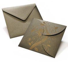 All A-flutter Invitation - Love Paper