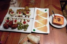 http://www.piccavey.com/tapas-tours-spain/  Lots of Gourmet & Foodie activities all around Spain