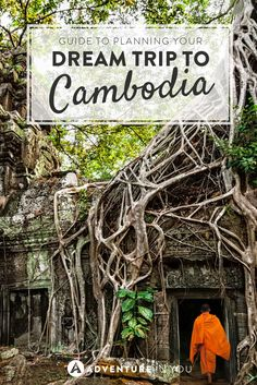 Planning a trip to cambodia? Here is everything you need to know from what to do, where to go and where to stay