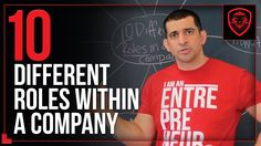 10 Different Roles Within a Company