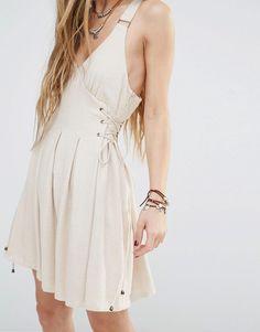 Image 3 ofMoon River Eyelet Detail Dress