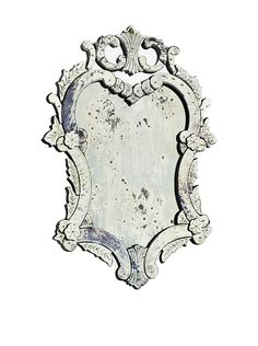 Cinderella Venetian Mirror - traditional - mirrors - Indeed Decor