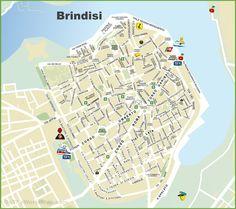 Aberdeen tourist map Maps Pinterest Tourist map and City