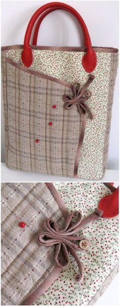 Cotton time - handmade bags