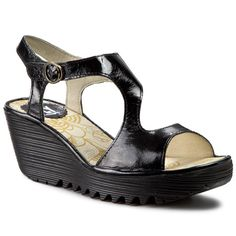 Sandale FLY LONDON - Yanca P500569007 Black