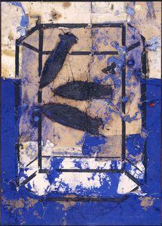 'Blue Fish' (1997) by Manuel Valdés