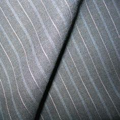 TR Grey navy stripe