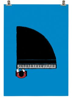 Jaws by Matt Kay, via Behance