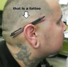 That's the coolest tat ever!