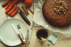 ♥ ugotujmy: jeszcze lepsze ciasto marchewkowe? tak!