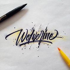 Wolverine by David Milan
