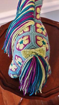 Ravelry: CindyEggleston's Bluebell the Pony