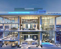 Proyectos residenciales modernos y lujosos...