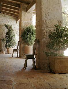 Best of John Saladino   Inspiring Interiors