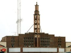 Tower Theatre: Springfield, MO. by Onasill ~ 275, via Flickr