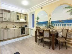 Apartment Malaya Zhitomyrskaya 20 Kiev Set 300 metres from St. Michael's Golden-Domed Monastery in Kiev, this air-conditioned apartment features free WiFi. Guests benefit from balcony.