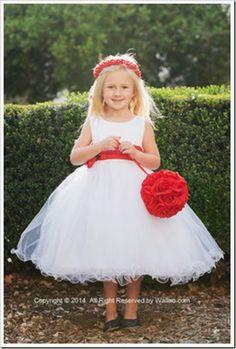 Lou  Lou  girls : Wallao- Affordable Flower Girl Dresses