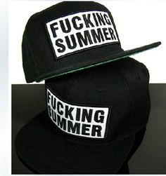 Cheap hop cap, Buy Quality cap flat directly from China baseball cap Suppliers: FUCKING SUMMER Letter HIP HOP cap flat Baseball Cap women snapback cap men polo swag Unisex hats Sun Hat Adjustable Adult Black Snapback, Snapback Cap, Flat Brim Hat, Hip Hop Hat, Sun Hats, Bigbang, Caps Hats, Unisex, Fit