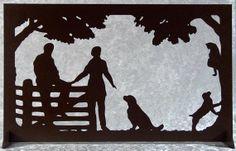 En promenade Paper Cutting, Cardboard Relief, Paper Art, Paper Crafts, Cottage Art, Scene Image, Book Folding, Leaf Art, Cutwork