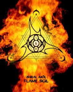 The Elemental Sigils show first the name in Föl, the language of ED, and then in common english. This is a bit of a mind trip, so hang on, if you wish to comprehend what's going on in the...