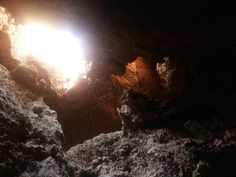 Cavernas de sal, valle de la luna- San Pedro de Atacama, Chile