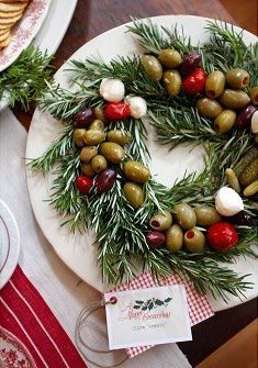 Christmas Appetizers | Festive holiday appetizer | Party Ideas